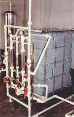 小型电渗析